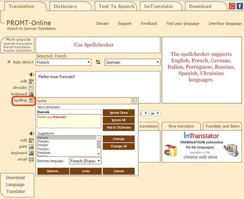 Promt-Online-Speller