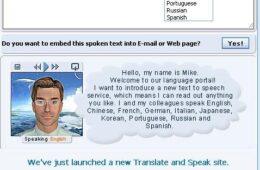 Video: Translate and Speak