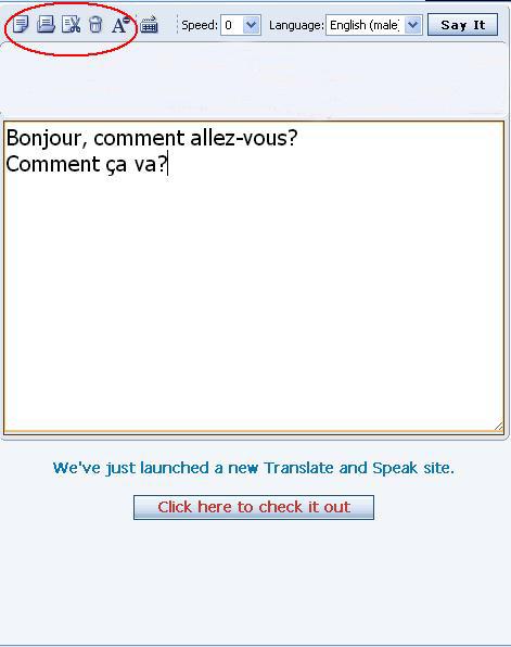 Speech writing service online listen english tts voicesa