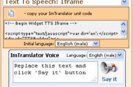 Video: ImTranslator Webmasters Tools