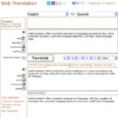 Presentation: Web Translation
