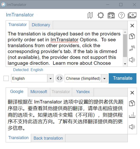 Chrome-ImTranslator-4-providers