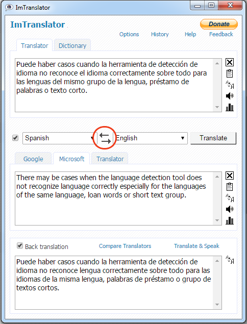 Chrome-ImTranslator-Switch-language