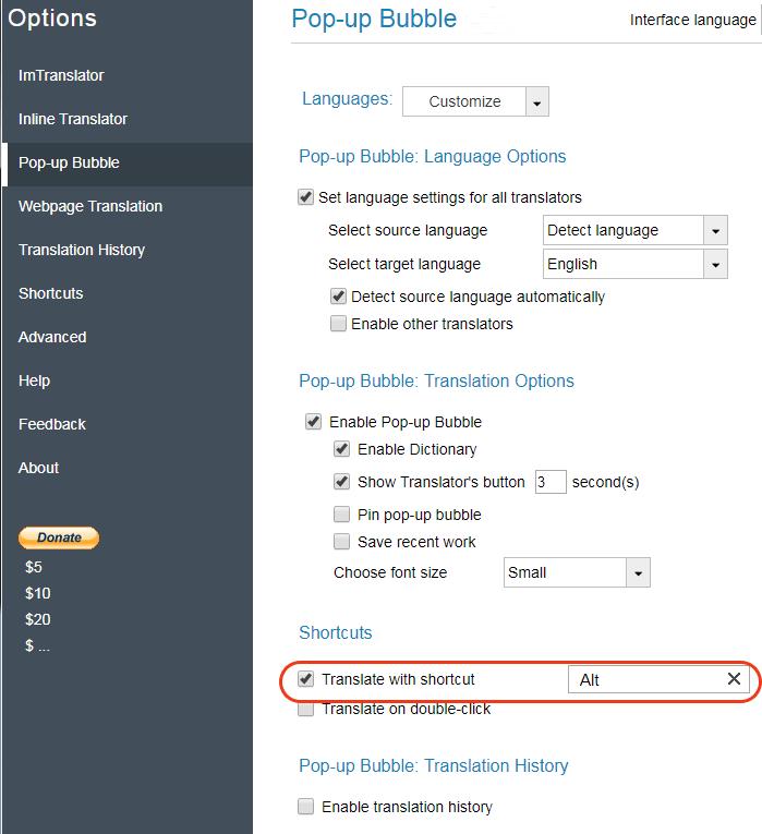 Chrome-Pop-up-Options-Translate-shortcuts