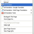 ImTranslator v. 8.0 add-on for Firefox