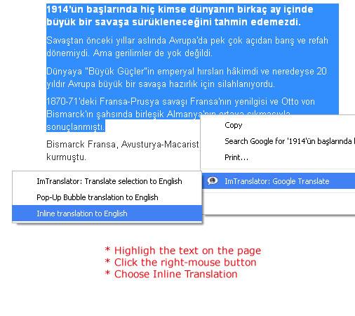 Inline-Translator