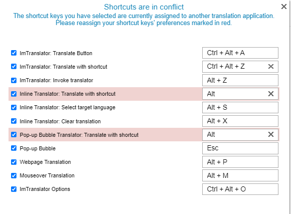 Chrome-Shortcuts-Conflict