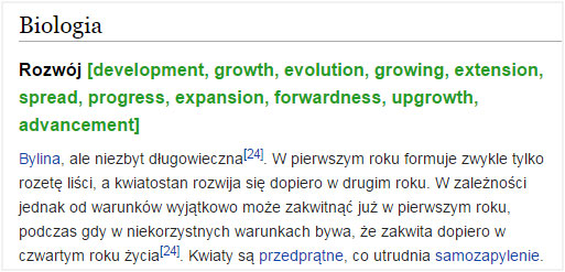 Single-word-translation