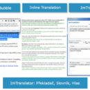 ImTranslator: Překladač, Slovník, Hlas