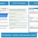 ImTranslator: Vertaler, Woordenboek, Spraak
