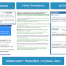 ImTranslator: Traducător, Dictionar, Voce