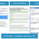 ImTranslator, Dictionary, TTS for Opera