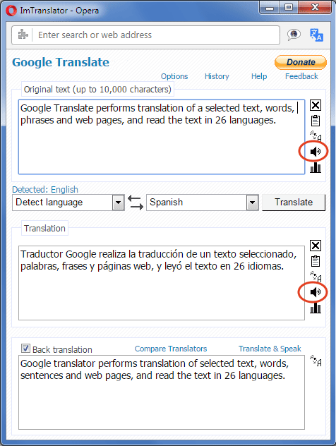 English To Italian Translator Google: Google Translate Text-to-Speech
