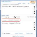 ImTranslator v. 8.2 extension for Chrome