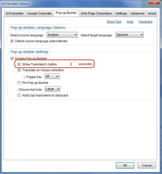 Firefox-Bubble-Options
