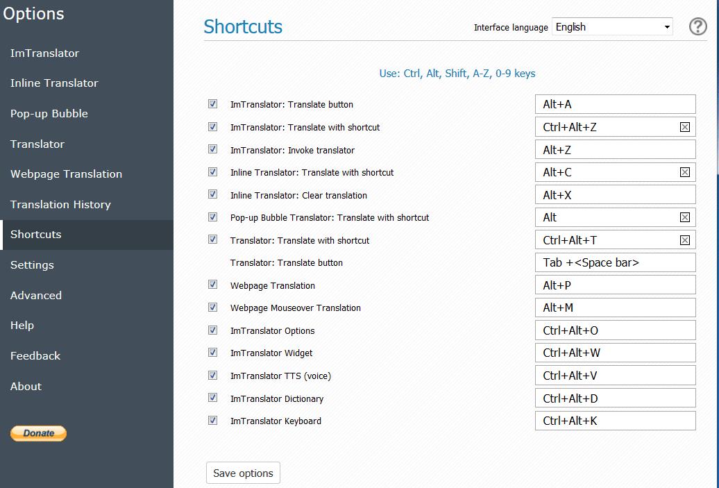 FF-Shortcuts