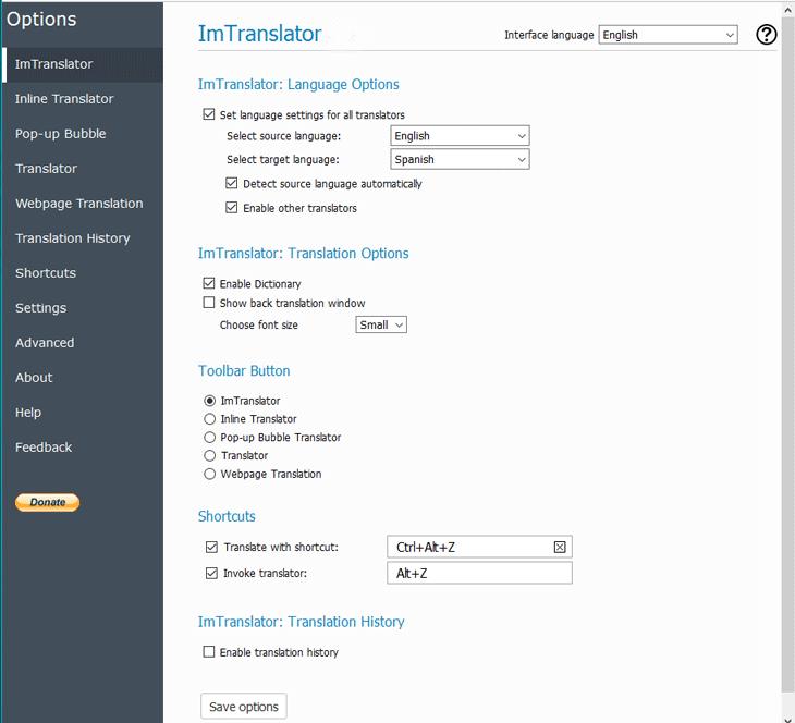 FF-ImTranslator-Options