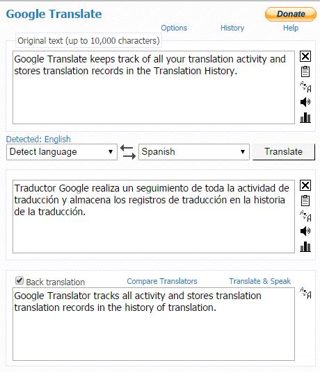 Google Translate For Yandex Imtranslator