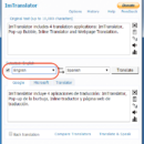 ImTranslator v. 10.19 extension for Chrome
