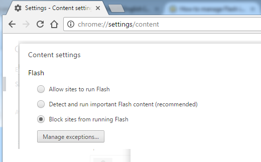 Flash Player in Chrome Browser | ImTranslator