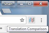 Translation-Comparison-Toolbar