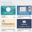ImTranslator extension : Editor's Picks in Chrome Web Store