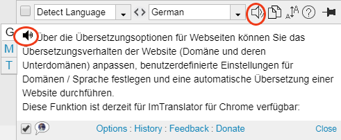 Chrome-Popup-Bubble