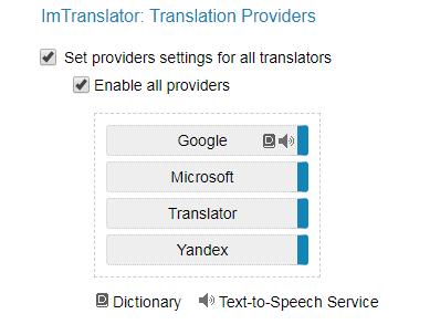 Chrome-ImTranslator-Providers-Order